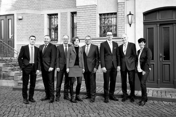 Die Partner von KMS Krauß | Mäckler | Partner – Rechtsanwälte Steuerberater Wirtschaftsprüfer – Zwickau Chemnitz Hof